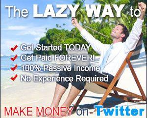earn on twitter